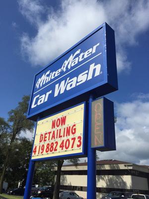 White Water Car Wash Sylvania